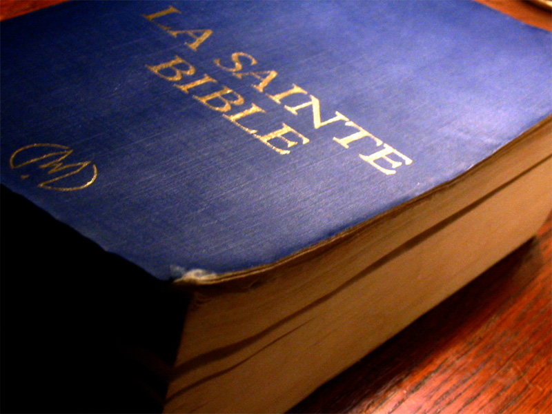 biblefrancaise